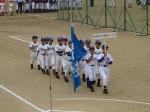 【学童】南丹コイケヤ杯開会式に参加してきました